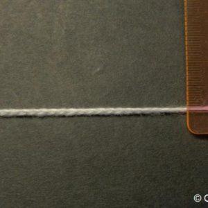Knot bělený 1 mm 4160103120 10 m