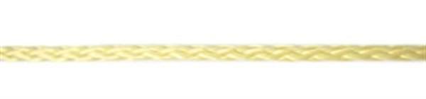 Twaron 3 mm plochá režná Z 0000 200 m