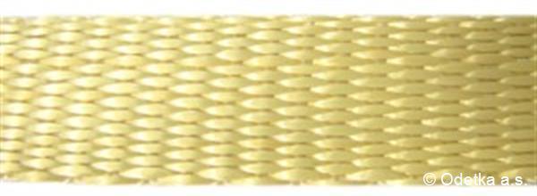 Twaron 28 mm popruh režná Z 0000 20 m