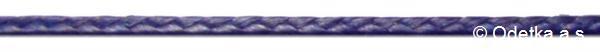 Dyneema 1,6 mm Coated modrá 200 m