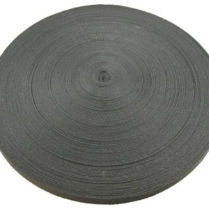 Pevnostní popruh POP 16 mm černý - kotouč 50 m