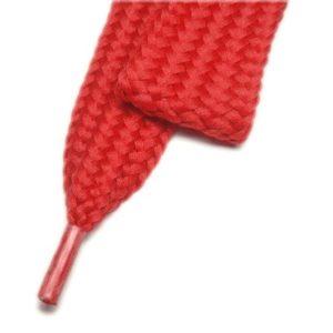 Tkanička Skate 120cm červená