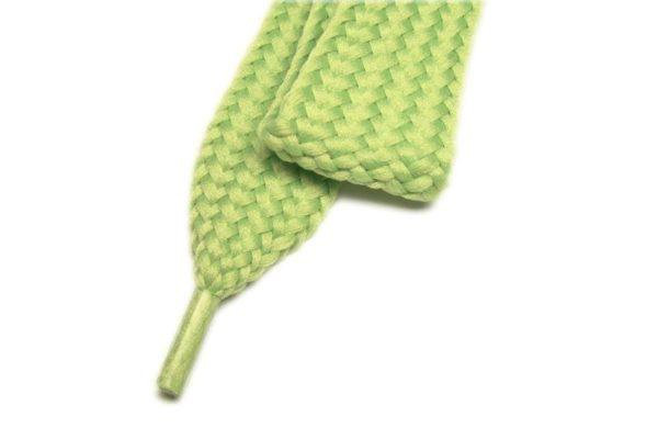 Tkanička Skate 120cm světle zelená