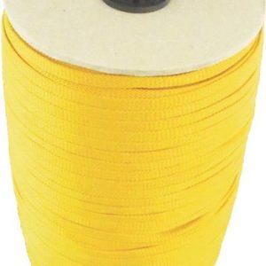 Oděvní šňůra 272 žlutá