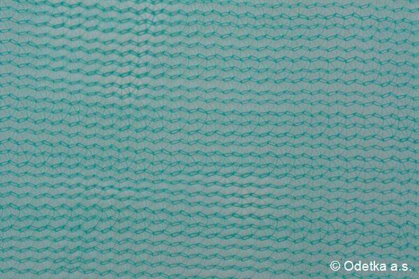 Síť na lešení PE 2,5*50 m zelená