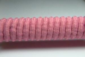 Tkanička Spirálka 110cm růžová