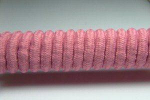 Tkanička Spirálka 90cm růžová