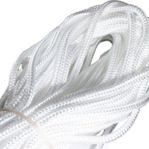 Technické lano bez výplně (ploché) 13 mm