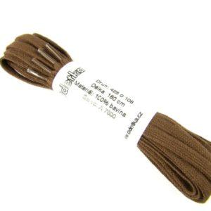 Tkanička Elegance brown middle 180 cm hnědá