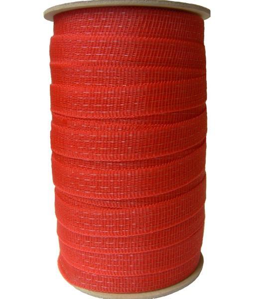 Elektrický ohradník 20 mm červená
